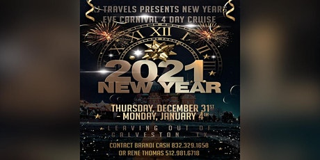 2021 New Years Eve Cruise with KJ Travels tickets