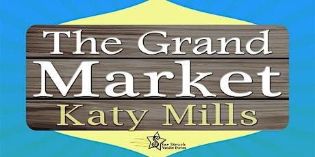 The Grand Market Katy Mills (January 25-26) tickets