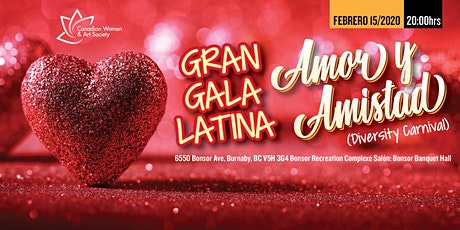 Valentine's Day	 Latino Gala tickets