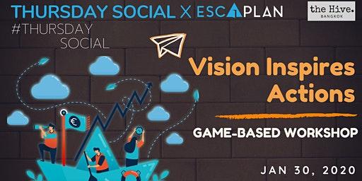 Thursday Social x Escaplan