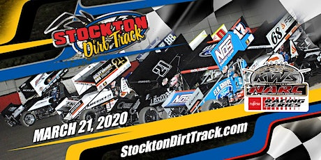 Stockton Dirt Track - March 21, 2020 tickets