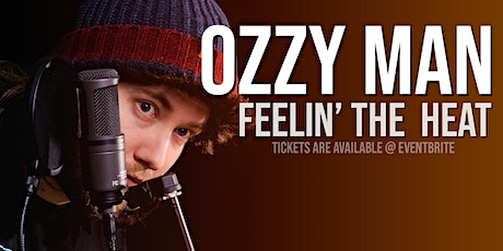 Ozzy Man Live in Perth: FEELIN' THE HEAT Fundraiser Feb 7 SOLD OUT tickets