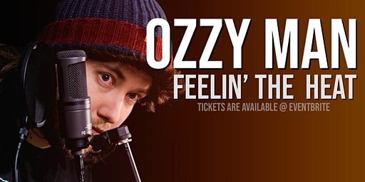 Ozzy Man Live in Perth: FEELIN' THE HEAT Fundraiser Feb 7 SOLD OUT