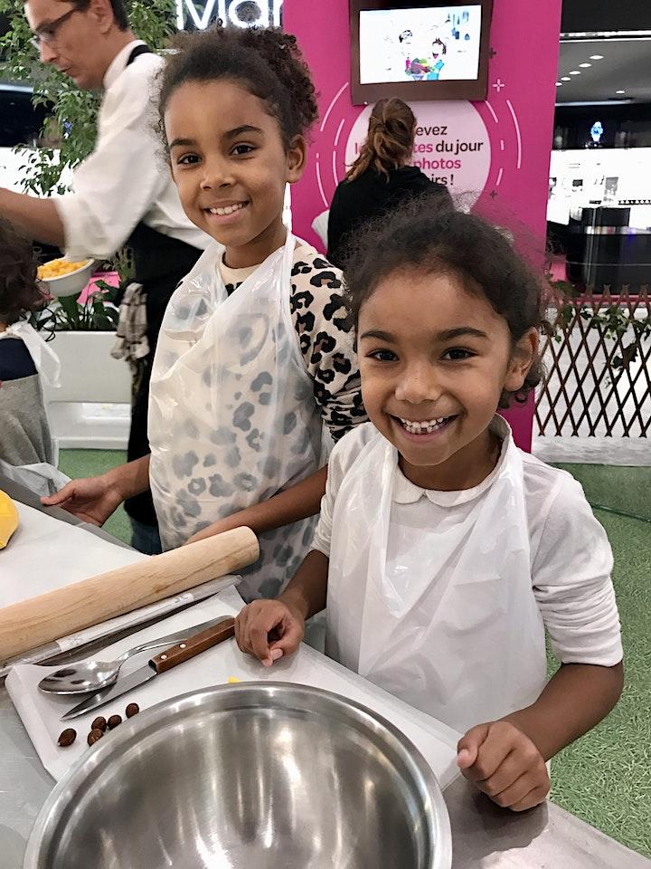 Image pour Cours de cuisine enfants au Salon de la Gastronomie des Outre-Mer