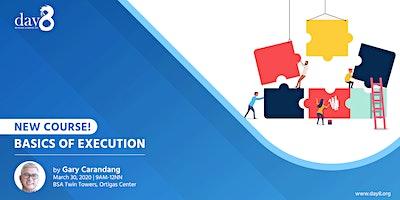 [NEW COURSE!] Basics of Execution