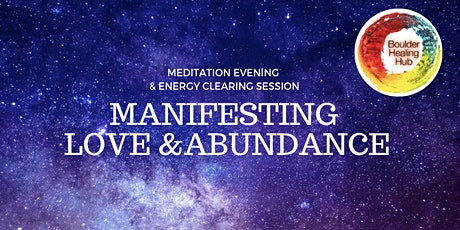 Manifesting Love and Abundance tickets