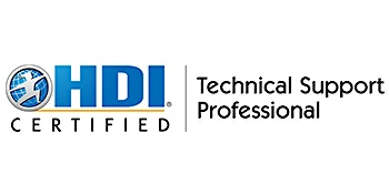 HDI Technical Support Professional 2 Days Training in Auckland