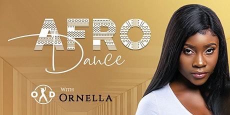 AfroDance with Ornella NYC tickets