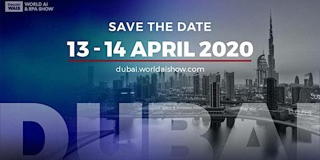 World AI Show - Dubai 2020 tickets