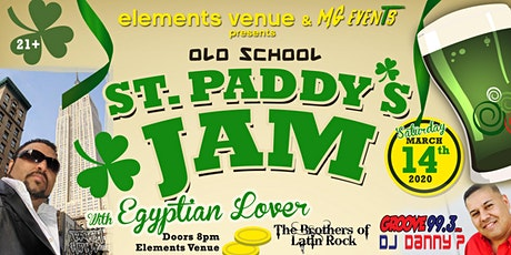 St Paddy's Jam tickets