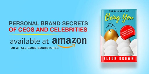 Book launch - The Business of Being YOU by Fleur Brown