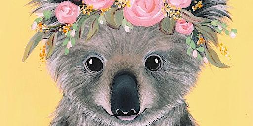 Native Koala Bushfire Relief Fundraiser