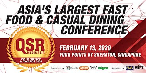 QSR Media Asia Conference & Awards 2020