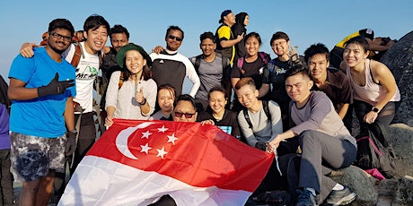 {Hiking Series} M'sia - Datuk Sunrise Hike + Malacca food for Beginners/V-day tickets