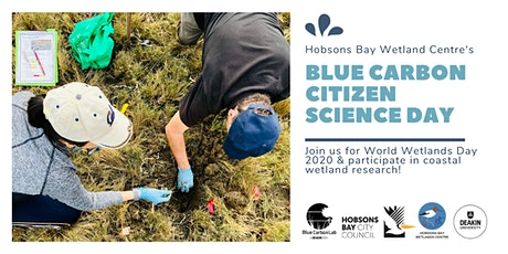 Blue Carbon Citizen Science Day tickets