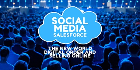 SOCIAL MEDIA SALES FORCE SUMMIT LIVERPOOL tickets