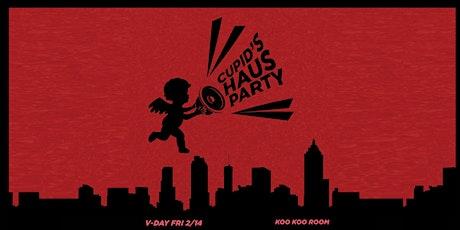 Cupid's Haus Party | Koo Koo Room tickets