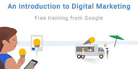 免費 - Google Digital Garage: An Introduction to Digital Marketing (Cantonese Speaker)