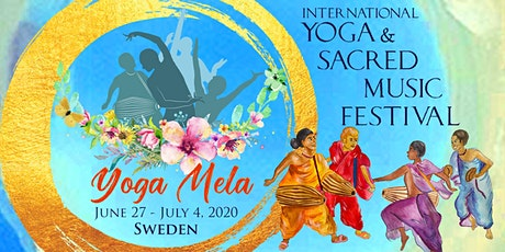 Yoga Mela - Yoga and Sacred Music Festival 2020 tickets