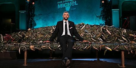 Der deutsche Michel - Late Night Show | Folge 10 Tickets