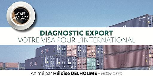 Café du Village - Diagnostic Export
