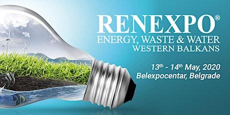 RENEXPO Energy, Waste & Water tickets