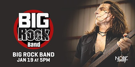 NoBe Sunday's Block Party with BIG ROCK BAND tickets