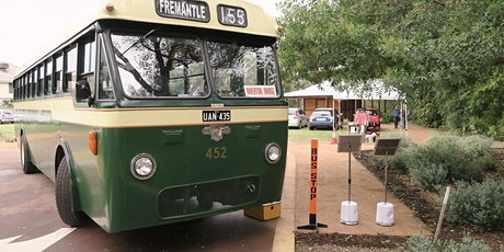 Heritage Bus Tour tickets
