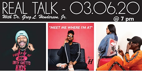 OOHCC presents REAL TALK - LAUNCH/MIXER tickets