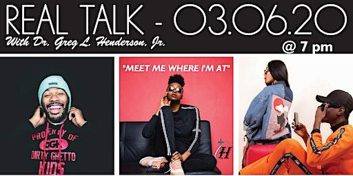 OOHCC presents REAL TALK - LAUNCH/MIXER