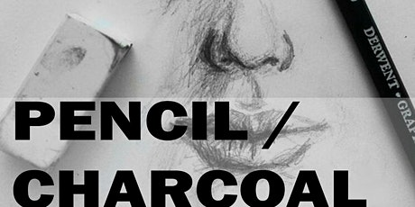 8 Sessions of Drawing Pencil and Charcoal Lesson tickets