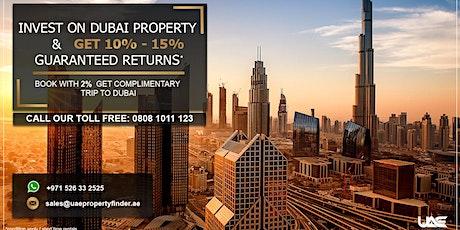 Dubai Property Event in London tickets