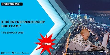 Kids Entrepreneurship Bootcamp tickets