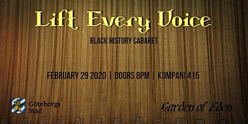 Lift Every Voice Black History Cabaret