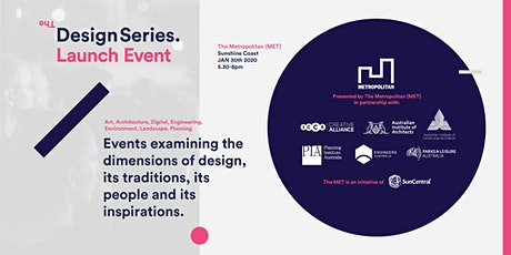 The Design Series - Launch Event tickets