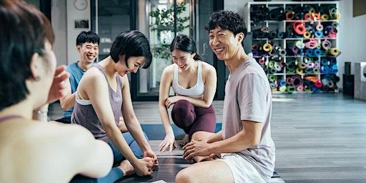 The Foundation of Asana with Kyungsuk Kim