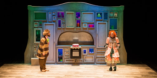 Talía Teatro - Lambetadas,  VENRES CULTURAIS 2020 en Carballo