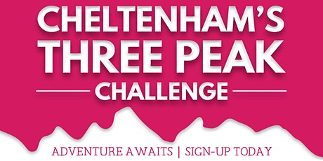 Cheltenham's Three Peak Challenge 2020 tickets
