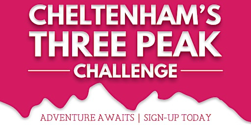 Cheltenham's Three Peak Challenge 2020