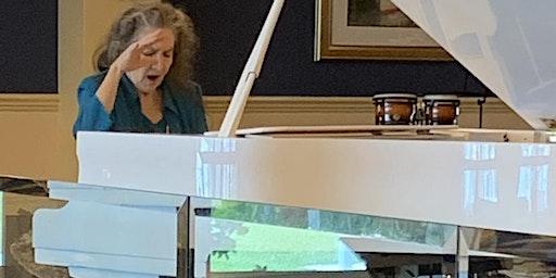 Russian Piano Virtuoso Eleonora Lvov
