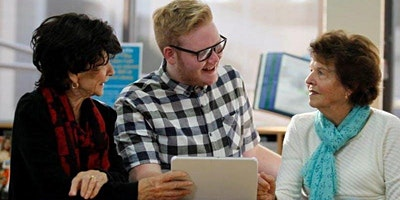 iPad Workshop – Intermediate – Adult Event