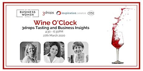 Brisbane, Business Women Australia: Wine O' Clock tickets