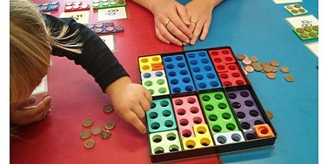 NQT - An Introduction to Numicon (Primary 1 to Primary 4)  tickets