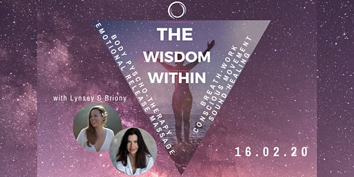 The Wisdom Within - A Body Psychotherapy & Breathwork immersion