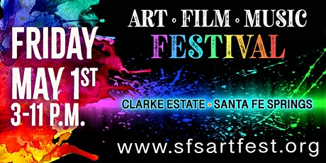 SFS ART FEST 2020 tickets