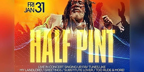 HALF PINT Live in Concert w/ Yellow Dub Squad, Andrew Bees & Fyah Sthar tickets