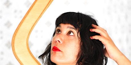Silvia Penide - El efecto boomerang ,  VENRES CULTURAIS 2020 en Carballo entradas