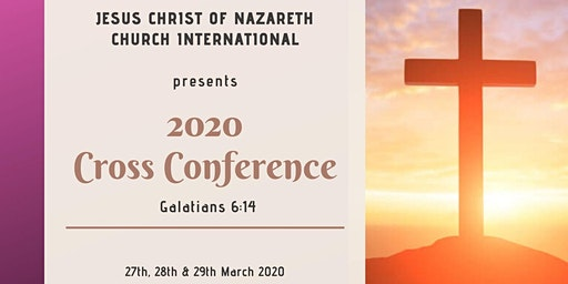 CROSS CONFERENCE 2020