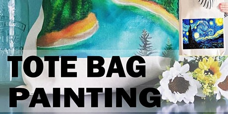 Tote Bag Painting Workshop tickets