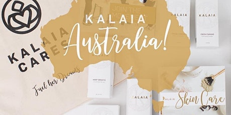 Kalaia Product Preview with Jen Wain tickets